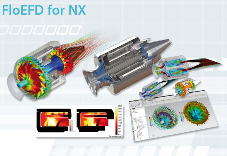 CFD Software SIEMENS NX Flow